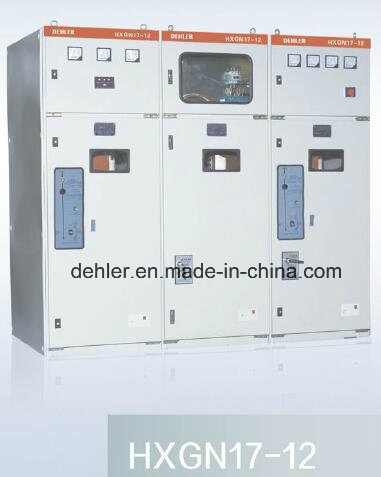 Box-Type Fixed Ring High-Voltage Switchgear/Fixed Metal Sealed Switchgear Metal Clad Switchgear for Transformer