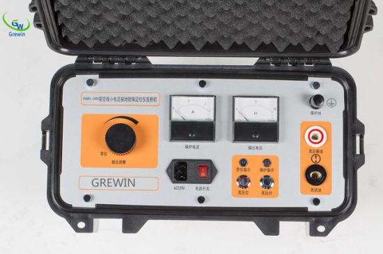 Grewin 900W Testing Equipment Ogfl-200 Over Head Line Grounding Fault Locator