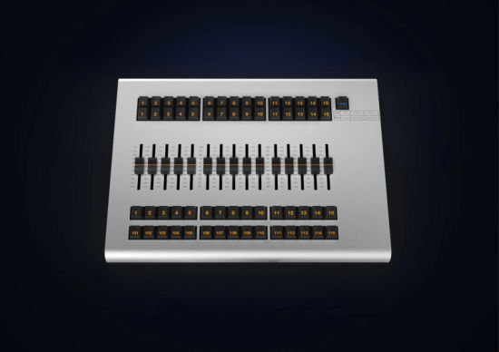 China Ma Wing LED DMX Stage Light Console Fader Controller