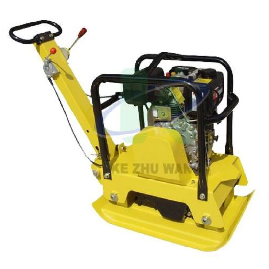 Hydraulic Used Plate Compactor with Diesel Engine (C-270Y) pictures & photos