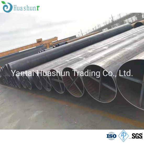 ASTM A139 GR. A/B/C/D/E Welded Steel Pipe for Steel Structure/Building Material/Construction Equipment