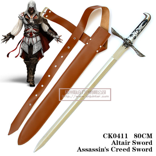 Altair Sword Assassin S Creed Connor Special Weapons China Sword