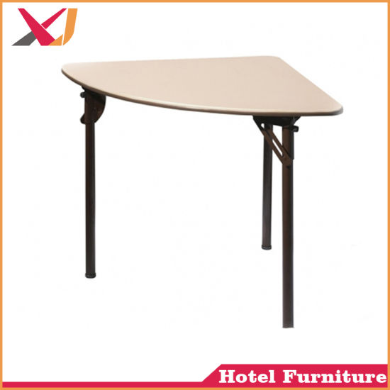 Half Moon/Rectangle/Round/Square Banquet Table For Restaurant/Wedding