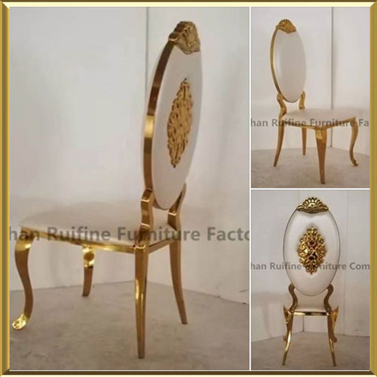 China 2017 Modern New Design Gold Banquet Wedding Royal King Throne ...