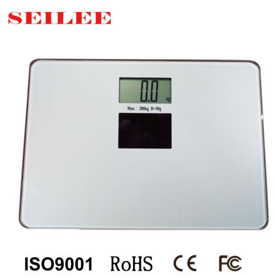 Solar Ed Bathroom Digital Weighing