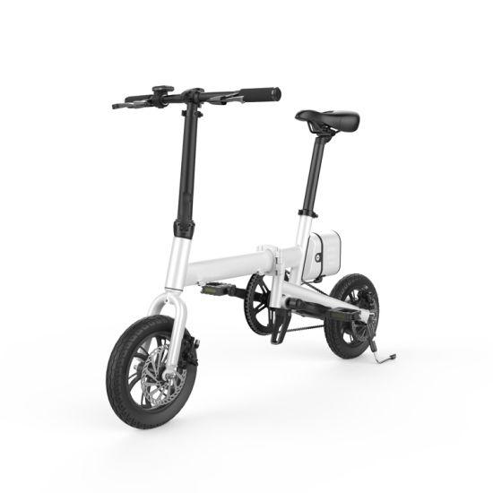 2017 Cheap Folding Children Pocket Dirt Road Electric Bicycle Mountain Electric Bike