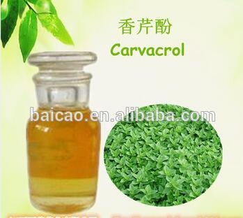 CAS No. 499-75-2 Wholesale Wild Carvacrol Oregano Oil Benefits with High Carvacrol Fragrance Oil Food Flavour Base Oil Essential Oil