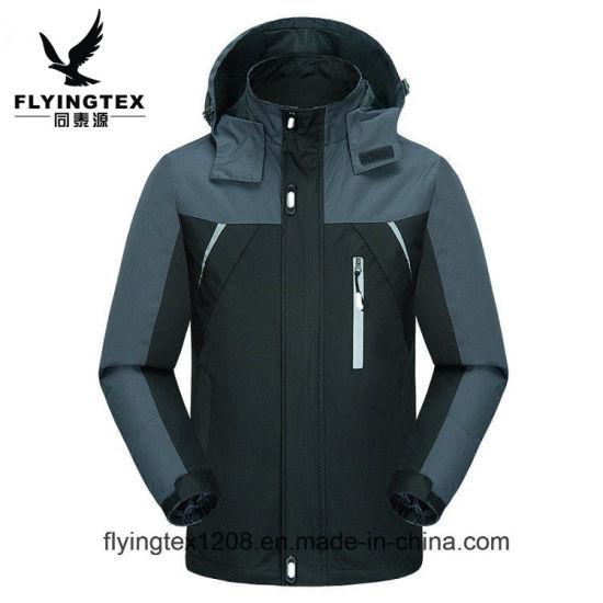 Men's /Women Winter Jacket Casual Hooded Windbreaker Waterproof Jacket