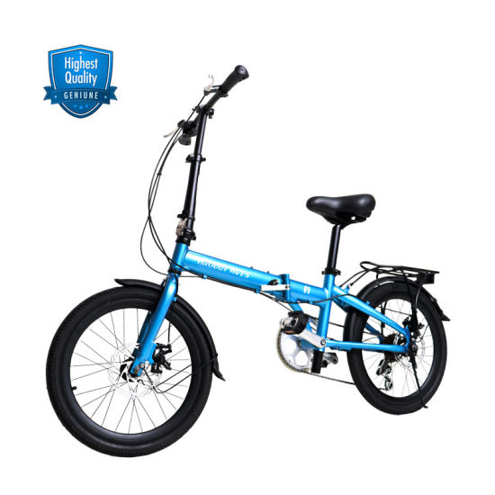 20 Inch Light Aluminum Alloy Variable Speed Folding Bicycle/Bike