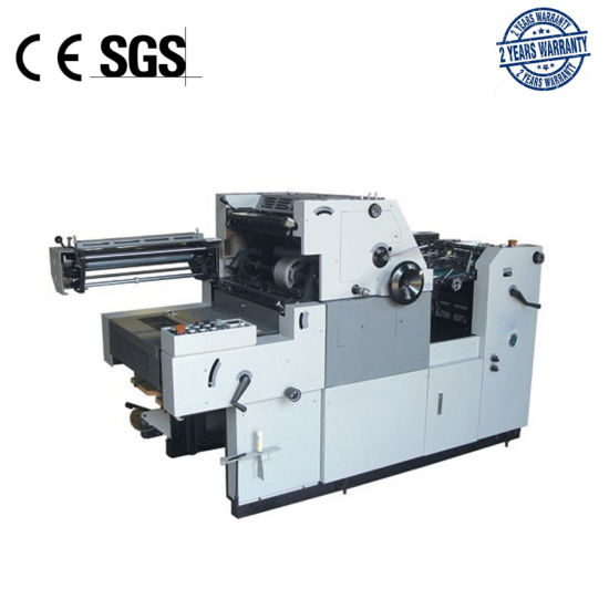 AC47II-Np Single-Color Offset Printing Machine with Np System