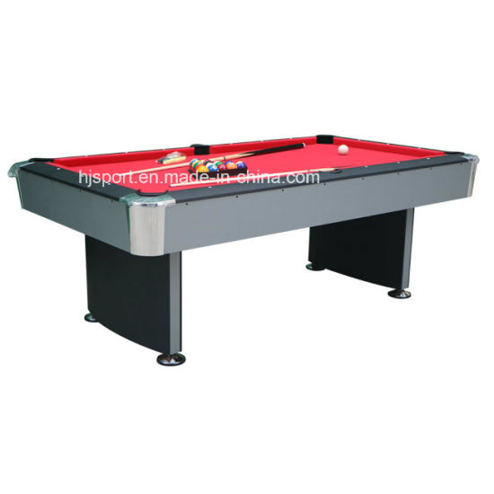 China New Design Pickup Pocket Billiard Pool Table FT Price - Pool table pick up