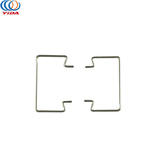 China Custom Stainless Steel Wire and Flat Wire Spring Clips - China ...