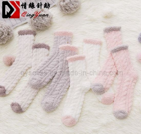 eec5fc9e3a270 High Quality Soft Towel Warm Fuzzy Socks Thick Floor Thermal Socks Winter  Socks
