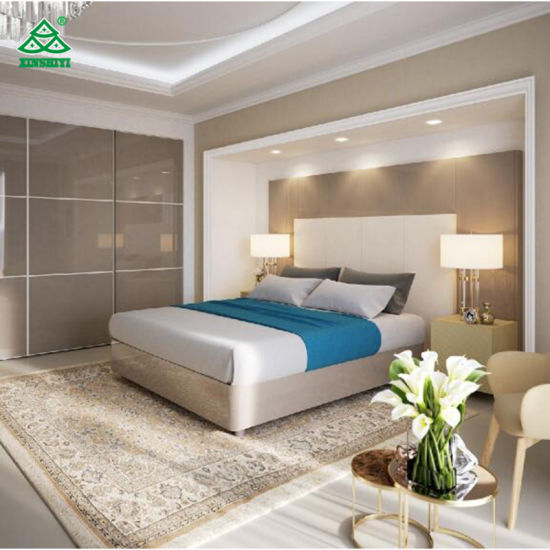 Hotel Style Bedroom Furniture King Bed High Standard Modern Queen Sets