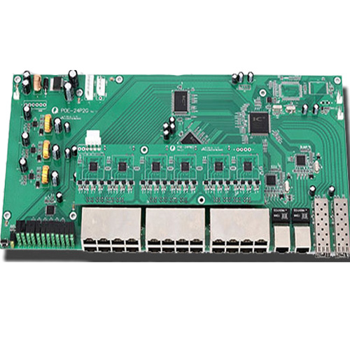 OEM/ODM One-Stop Turnkey PCB Circuit Board with Fast Supply