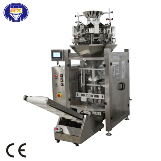 Full Automatic Min Plastic Triangle Bag Packaging Machine