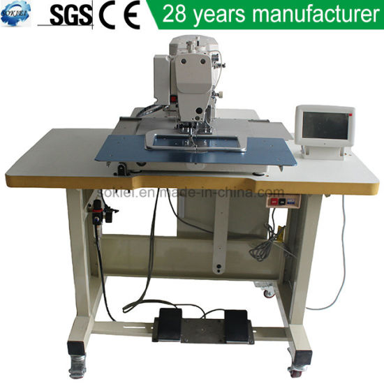 Brother Pattern Textile Embroidery Industrial Computerized Sewing Machine