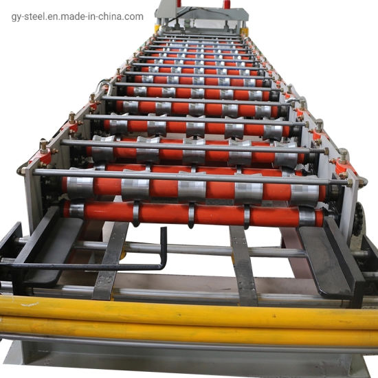 Factory Supply Steel Roof Tile Roll Forming Machine