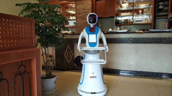 Food Service Humanoid Robot Ai Chatbot pictures & photos