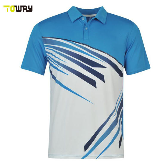 Softtextile New Design Mens Polo Shirt