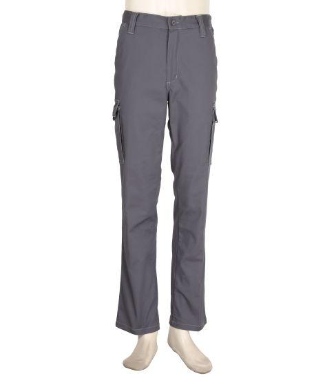 Fashion Spandex Fabric Pants Outdoor Cotton Workwear Slim Leisure Work Cargo Pants