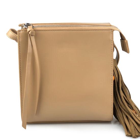 Custom Lady Crossbody Bag Genuine Leather Messenger Bag