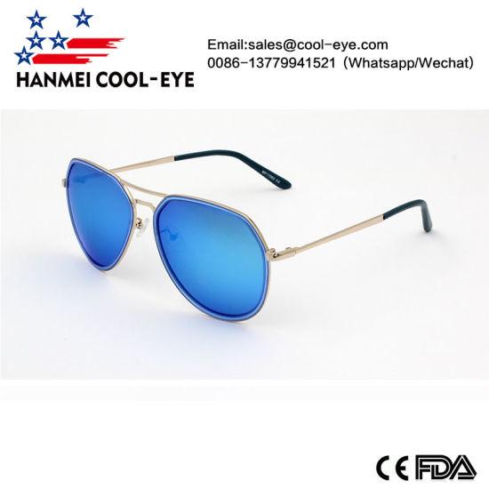 72b9a93928 China 2018 New Coming UV400 Protective Metal Fashion Eyewear - China ...