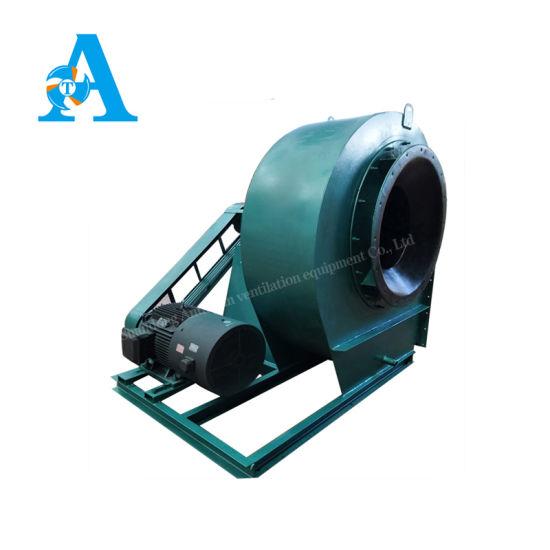 OEM Supply 550 High Temperature Hot Air Blower/Indutrial Centrifugal Fan for Boiler/Kiln/Furnace
