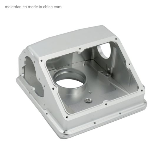 OEM Metal Milling Turning Service Aluminum CNC Machining Parts with Laser Cutting