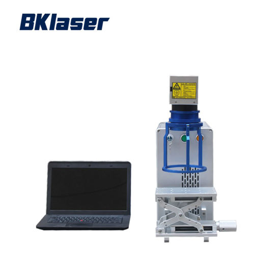 Best Quality Metal Handheld Optical Fiber Laser Marking Machine pictures & photos