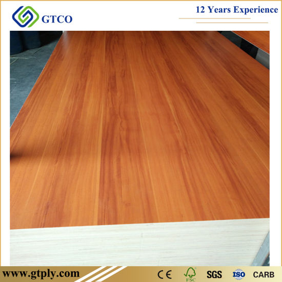 Paper Faced Plywood ~ China double sided melamine paper laminated faced plywood
