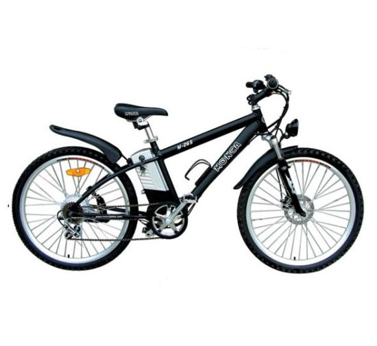 250W Mountain Electric Bicycle Dirt Electrical Motorcycle All Alloy Hub Frame Electric Bike pictures & photos