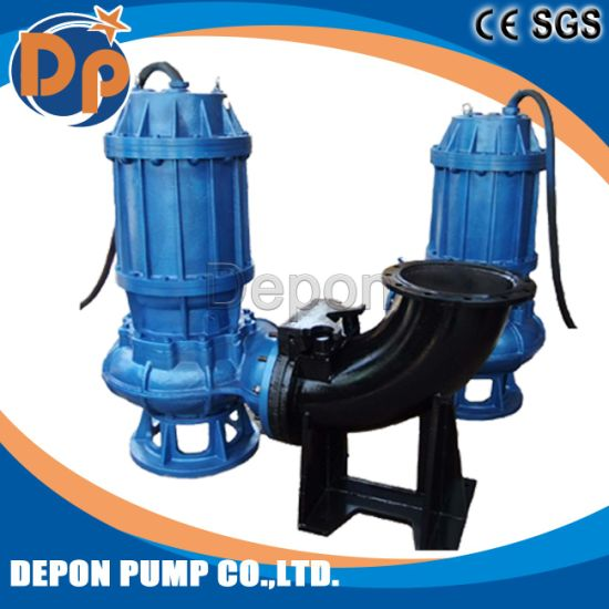 Submersible Sewer Pump in Deep Well pictures & photos