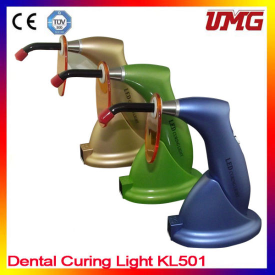 Hot Sale LED Light Curing Device Dental Curing Light pictures & photos