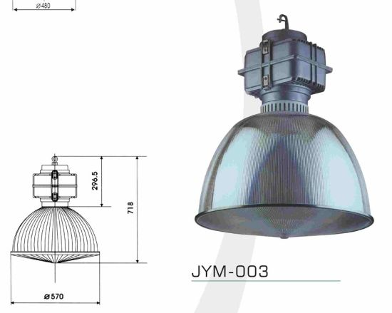 Mercury Vapor Light Fixture (160W/250W/400W/700W/1000W E40)
