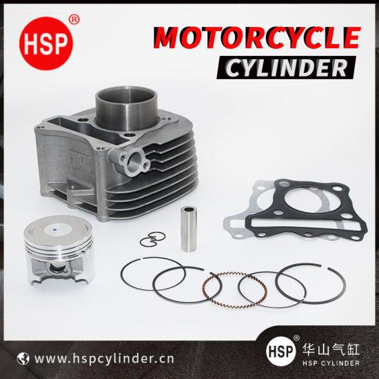 High Quality Motorcycle Parts Cylinder Block Kit for SUZUKI UZ125