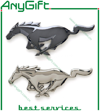 Metal Badges with Customized Logo pictures & photos