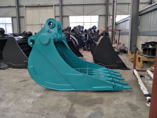Construction Parts of Excavator Dustpan Skeleton Bucket pictures & photos