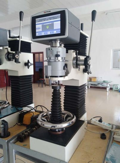 Rapid Test Rockwell Hardness Tester