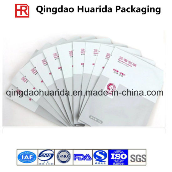 Customized Aluminum Foil Facial Mask Packing Bag pictures & photos