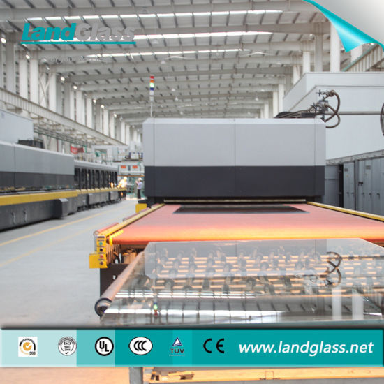 Landglass Tempered Glass Production Line for Tempered Building Glass pictures & photos
