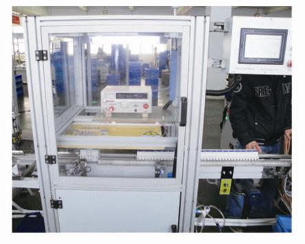 MCB Hv Test (MCB Auto Withdraw Voltage Machine Part)