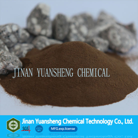 Sodium Ligno Powder Concrete Admixture Lignin pictures & photos