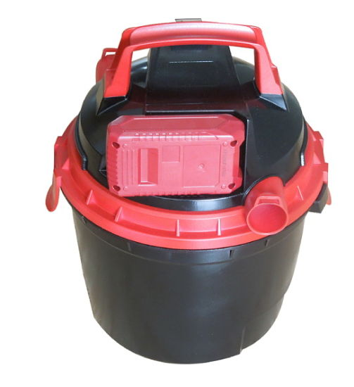 18V Lithium Power Plastic Tank Wet Dry Water Dust Vacuum Cleaner