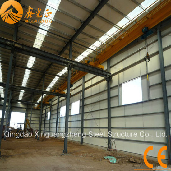 Prefabricated Steel Structure Warehouse (SSW-50) pictures & photos