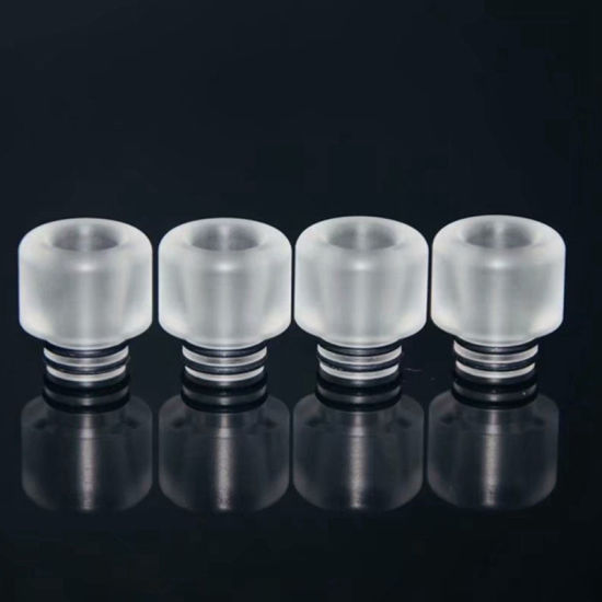510 Resin Translucence Drip Tip Wholesale Vape Drip Tip 510 Vape Accessory  E-CIGS Mouthpieces for Atomizer Rda