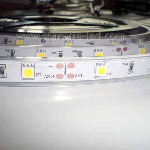SMD5050 Flexible LED Tape - 30 LEDs/M (12V, 7.2W/m)