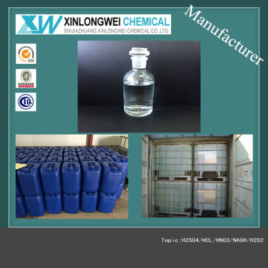 Bulk Sodium Hydroxide Solution 50% in Leather Industry