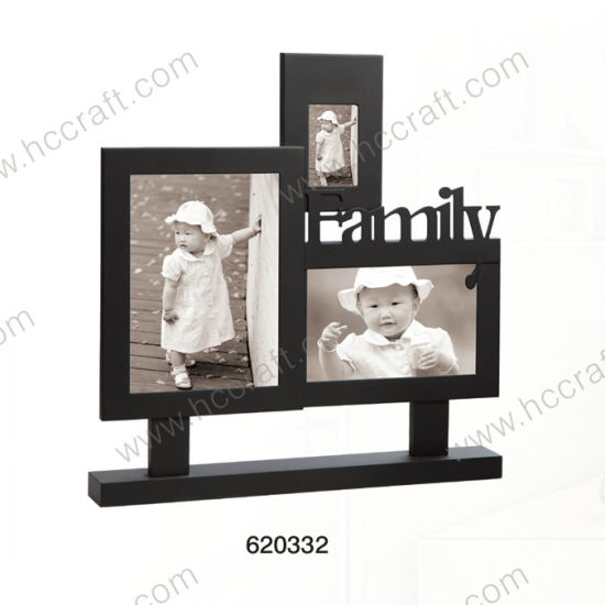 china mdf collage photo frame with words china photo frame wooden