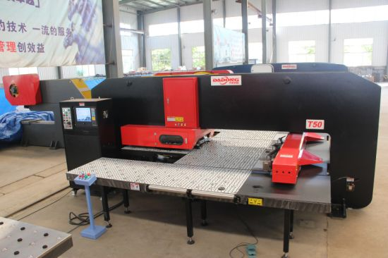 T50 CNC Heavy Duty Punching Machine pictures & photos